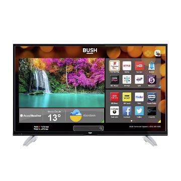 "Picture of Bush 49"" 4K TV"