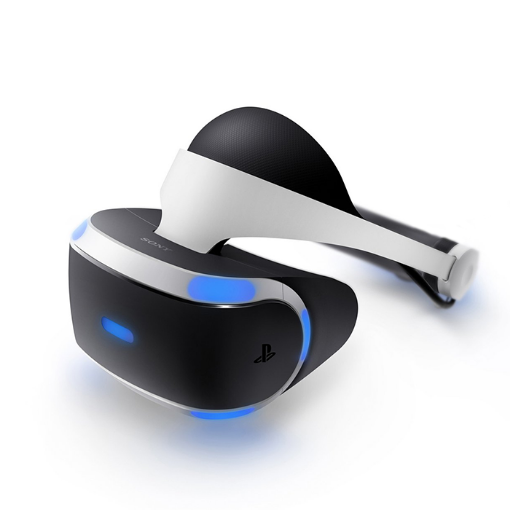 Picture of PS4 VR Headset