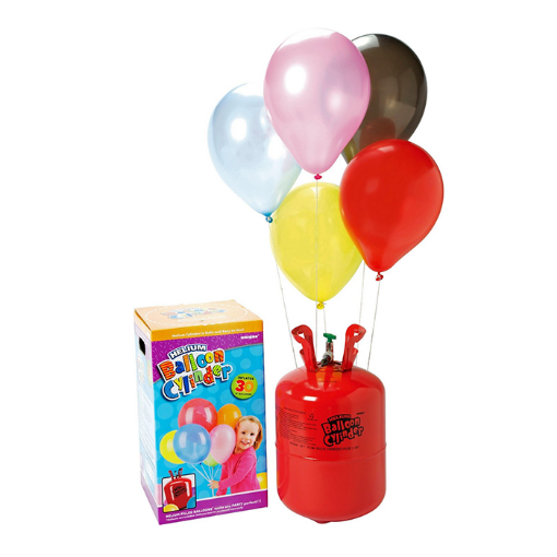 Picture of Helium Canister